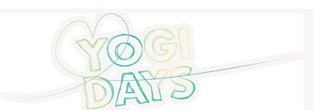 YOGI DAYS Logo